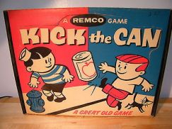 Kick-the-Can-Game - Golden Ratio Marketing - Demos 2 Go
