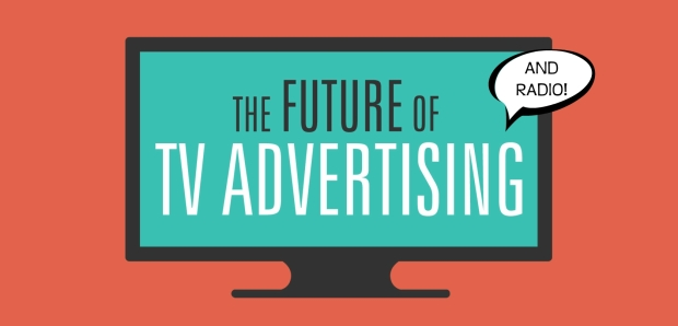 The Future of TV Advertising and Radio